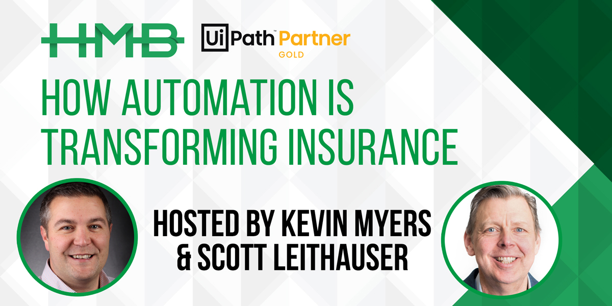 Automation is Transforming Insurance Lunch & Learn Image